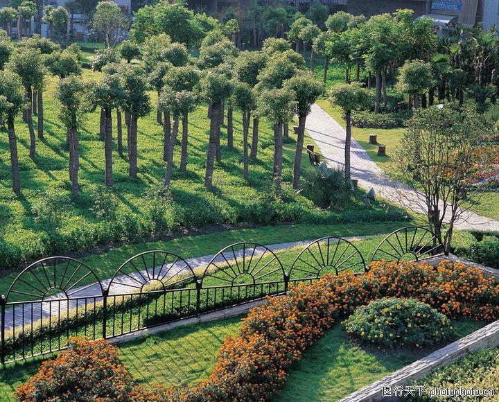 首页 设计图库 建筑 园林城市 >>园林城市0027.