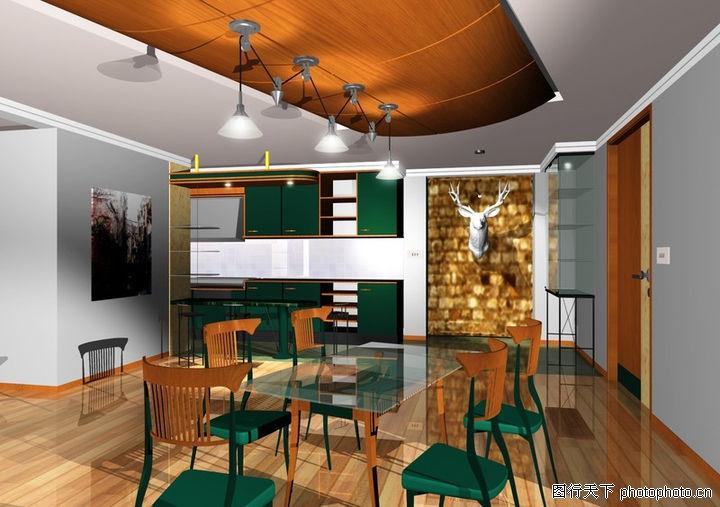 宾馆酒店模型,装饰,宾馆酒店模型0019