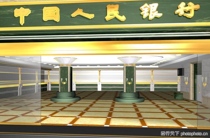 宾馆酒店模型,装饰,宾馆酒店模型0042