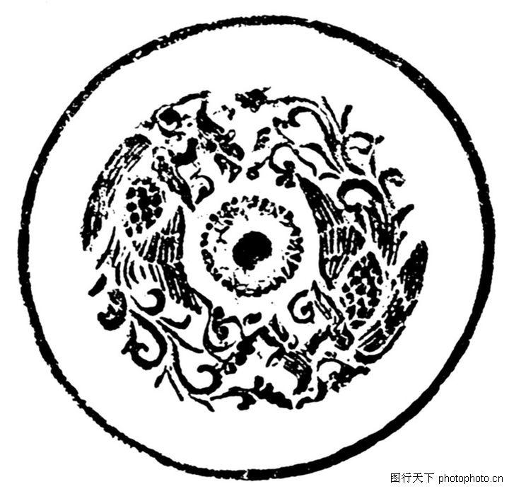凤凰羽毛矢量图