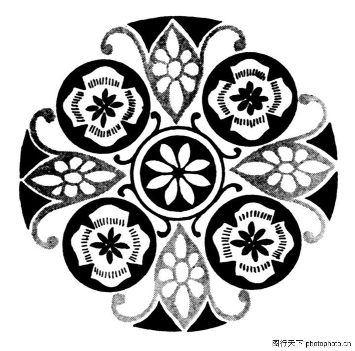 四方连续-现代图案花纹0050 综合图 综合 现代图案花纹