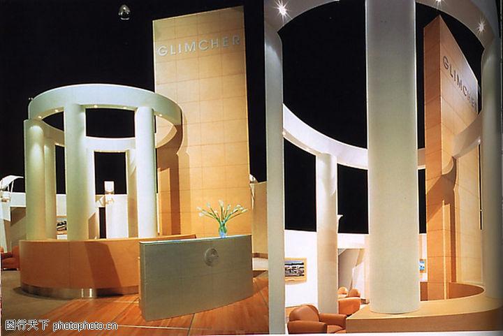 展台展柜0118 展台展柜图 广告创意图库 -展台展柜0118