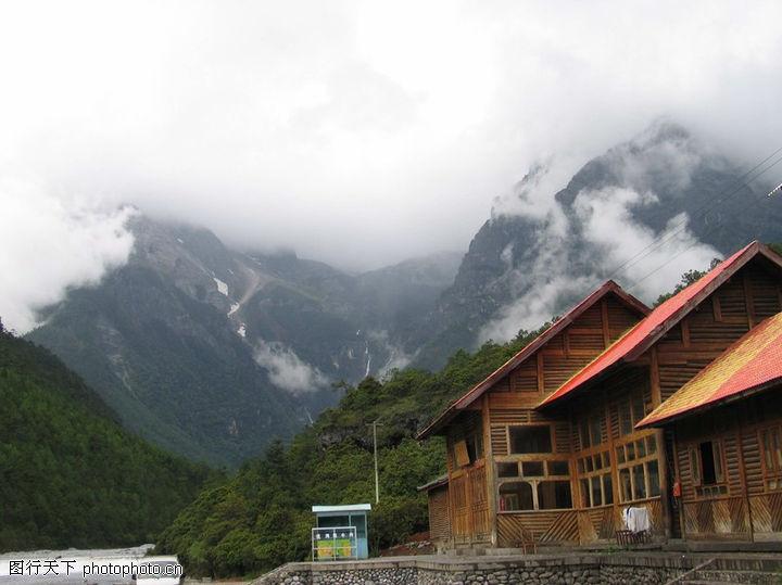 湖南农村木房子图片头像>>好看的新农村房子图片 ...