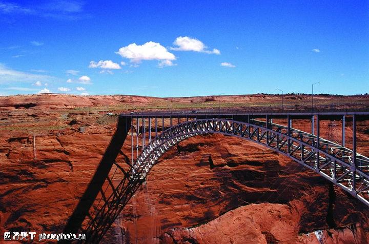 世界名胜,旅游风光,钢铁桥梁,世界名胜0048