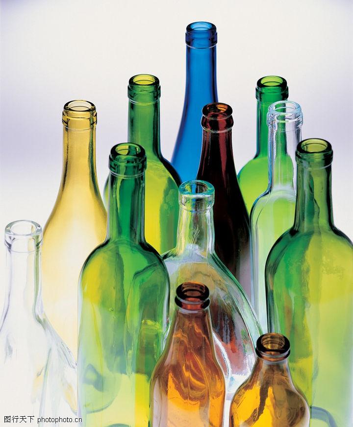 玻璃瓶,生活,空酒瓶,玻璃瓶002   不锈钢盖子玻璃瓶3d源文...