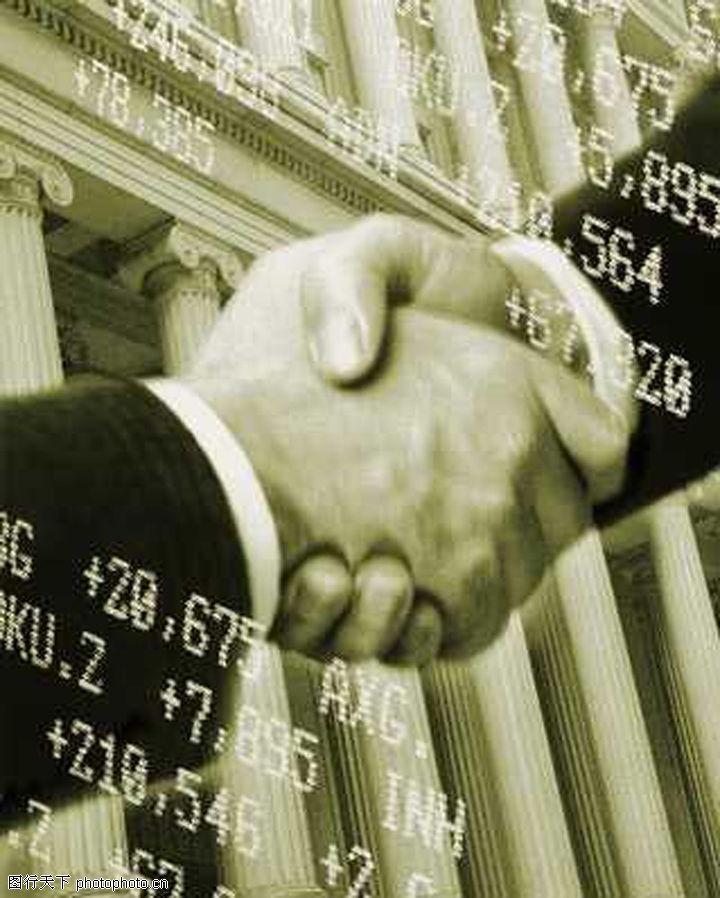 商务现象,商务,交际手势,商务现象0065