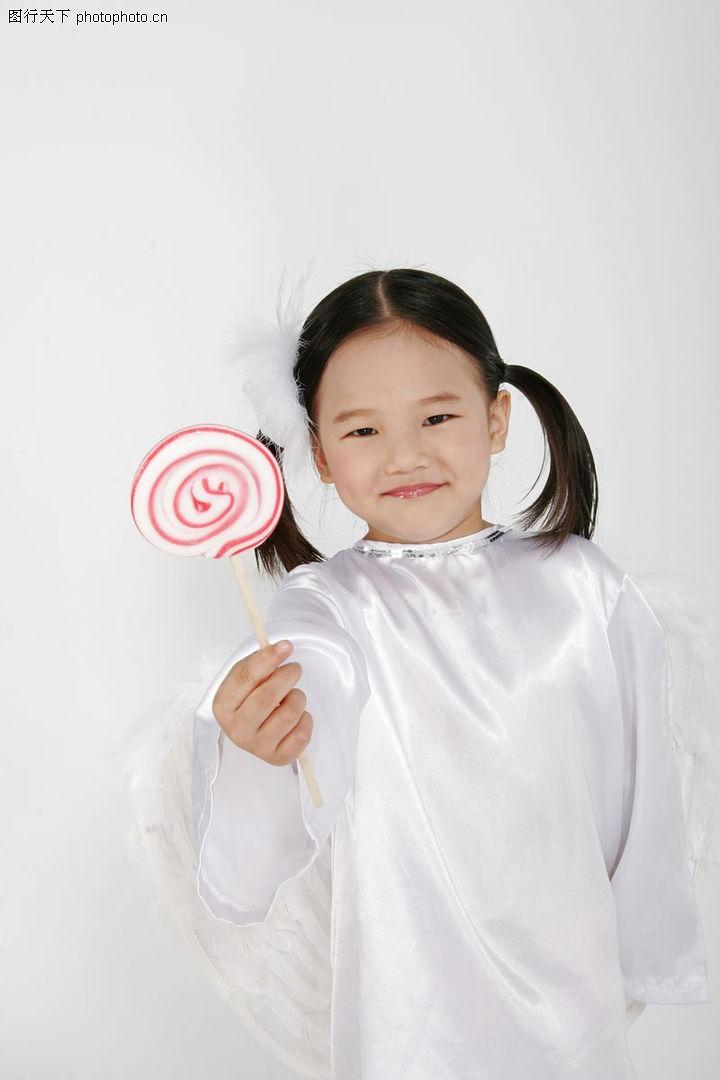 可爱小孩,人物,棒棒糖