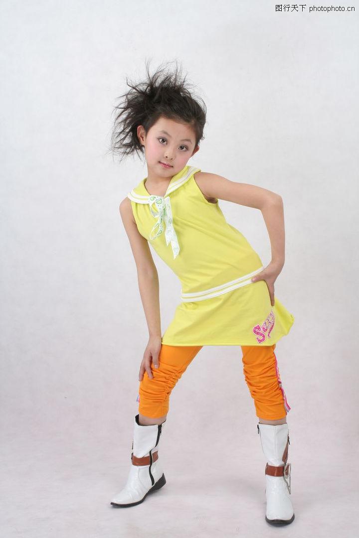 小舞蹈家,校园,儿童造型