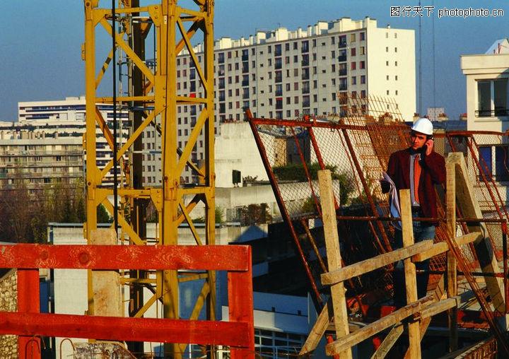 建筑情景,工业,建筑情景0017