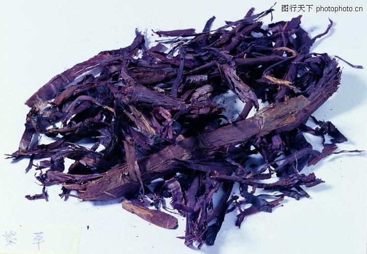 中国药材,医疗,紫色的中药,中国药材0057