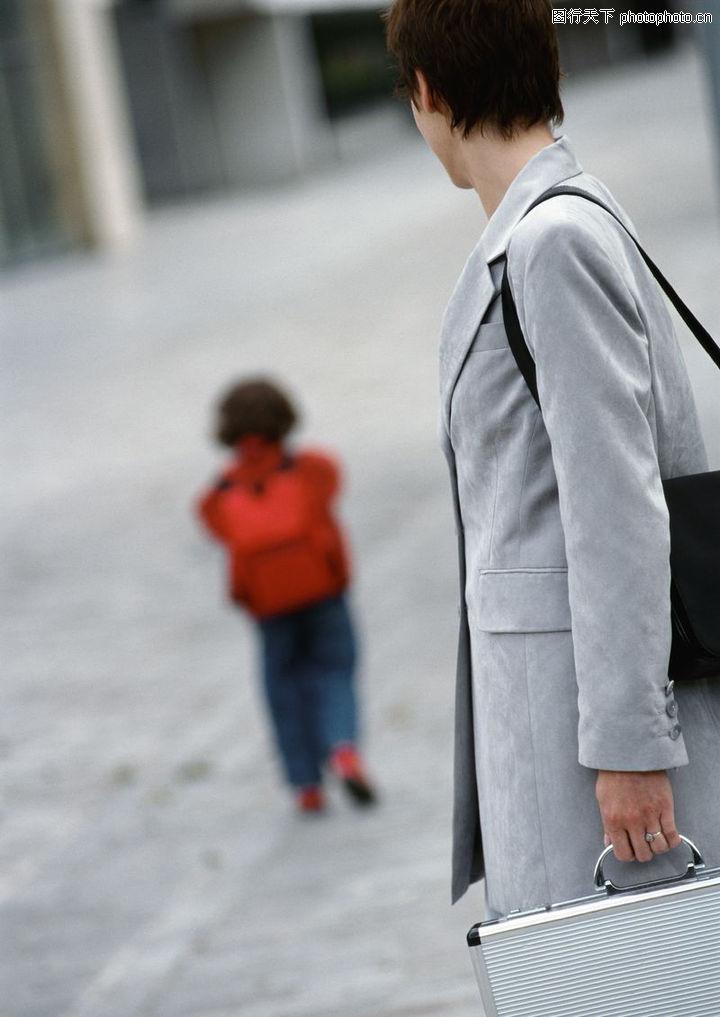 争分夺秒 商务 送孩子上学