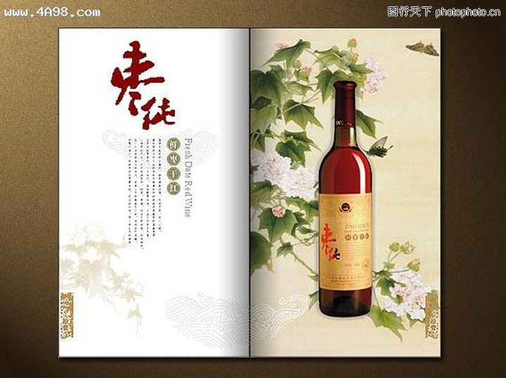中国元素风格画册集,画册大赏,中国元素风格画册集0252