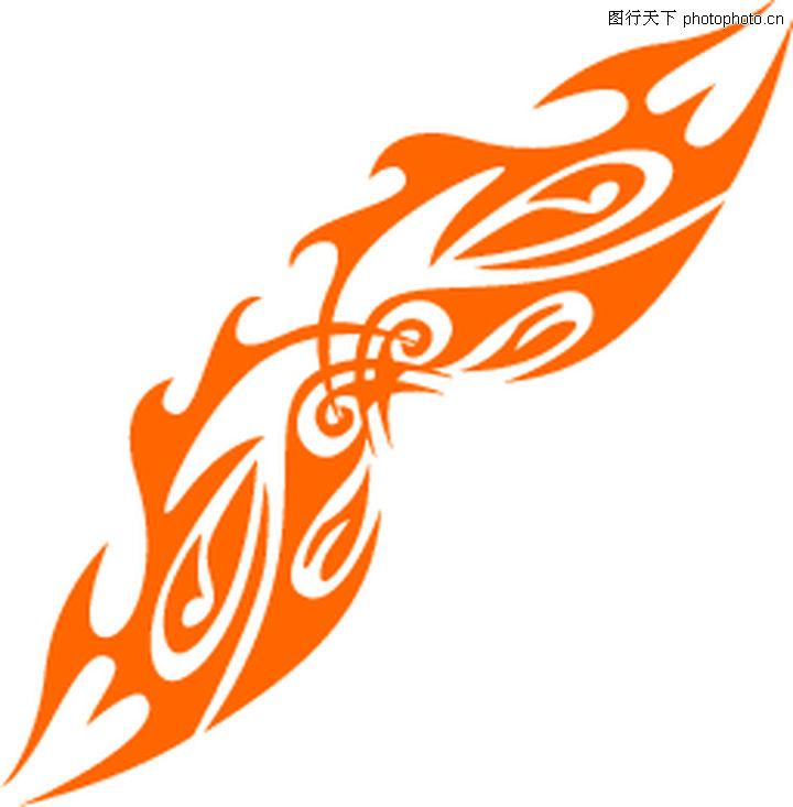 经典部落纹饰,花纹图案