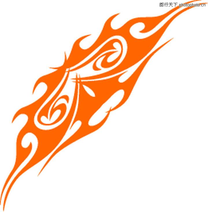经典部落纹饰,花纹图案,经典部落纹饰0172