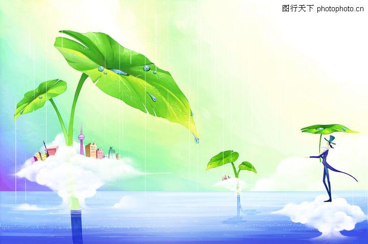 夏天风景,风景,夏天风景0004