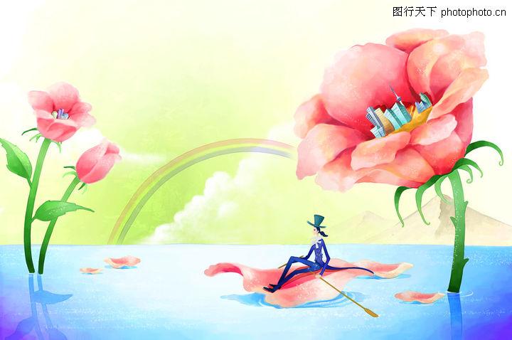 夏天风景,风景,夏天风景0017