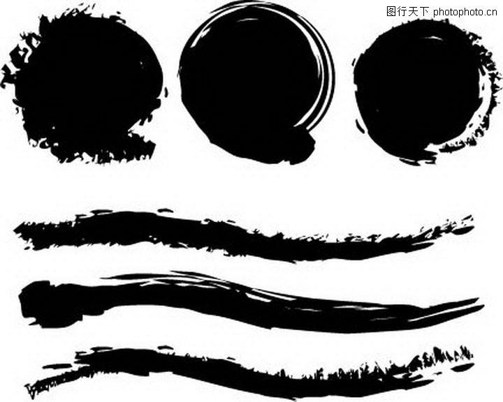 48m ai 笔刷墨迹 笔刷设计素材; 相似素材; 笔刷墨迹0389