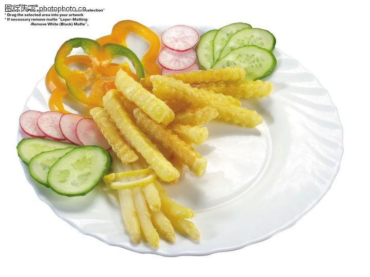 水果拼盘,蔬菜水果,水果拼盘0034