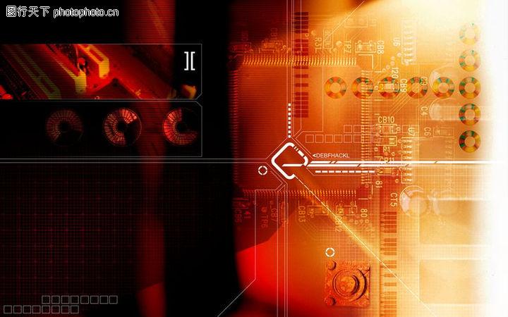IT组曲风暴,科技,电路,IT组曲风暴0022