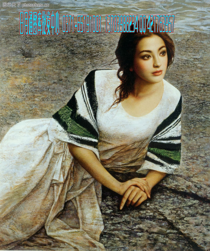 人物,中堂画,人物0023
