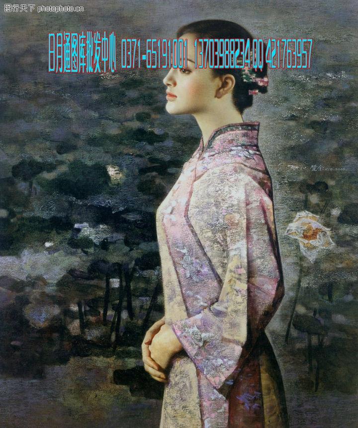 人物,中堂画,人物0024