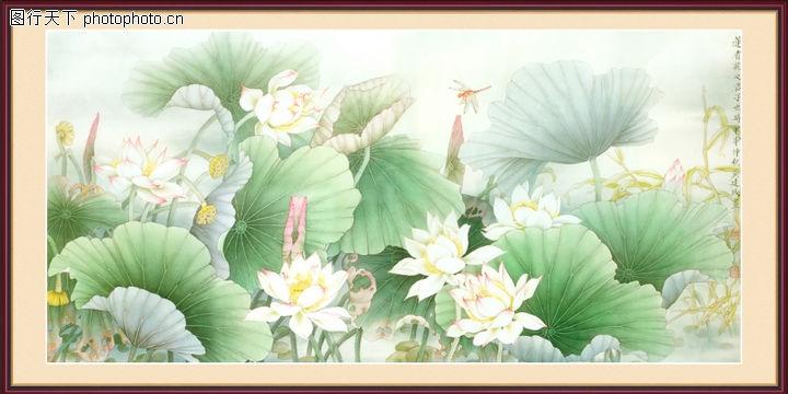 花鸟,中堂画,花鸟0010