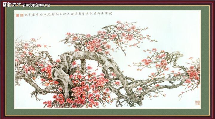 花鸟,中堂画,花鸟0032