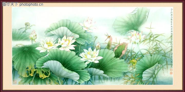 花鸟,中堂画,花鸟0036