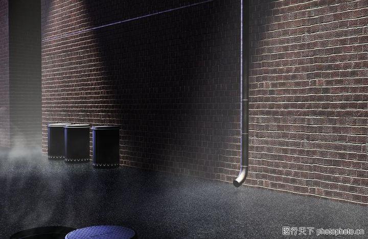 3D概念物体,风景,3D概念物体0077