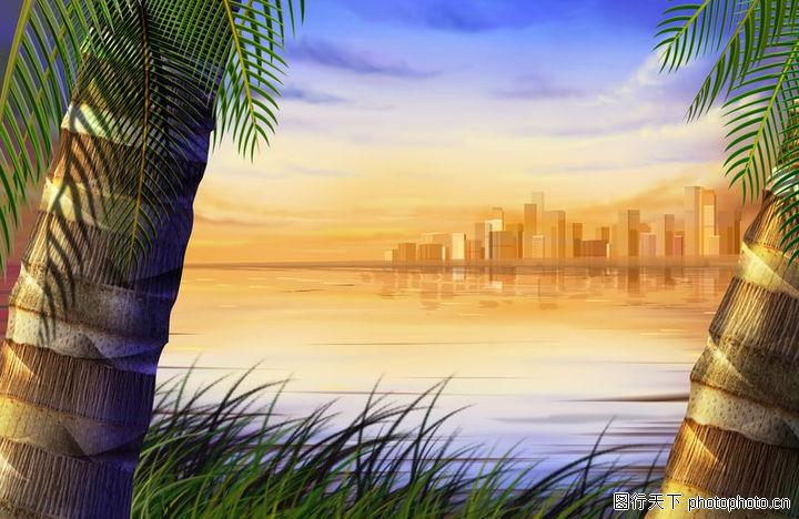 大自然景观,风景,大自然景观0023