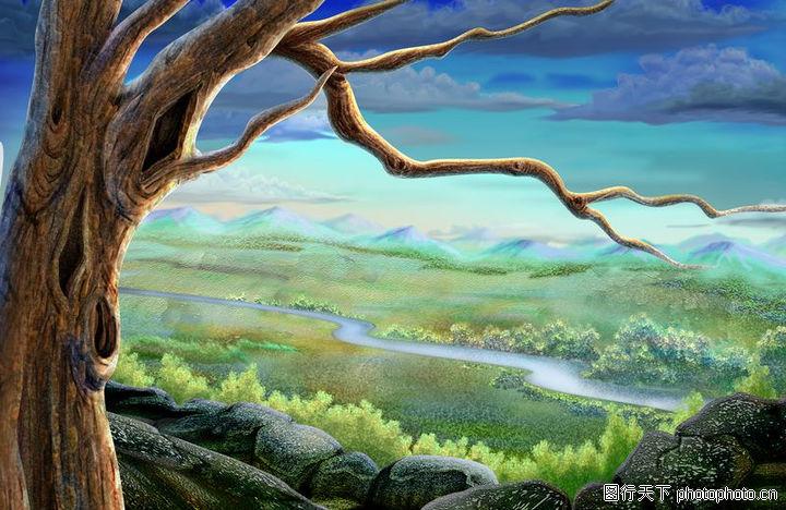 大自然景观,风景,大自然景观0057