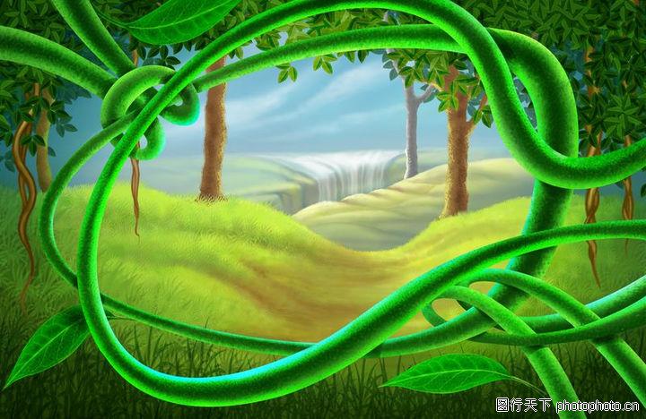 大自然景观,风景,大自然景观0058