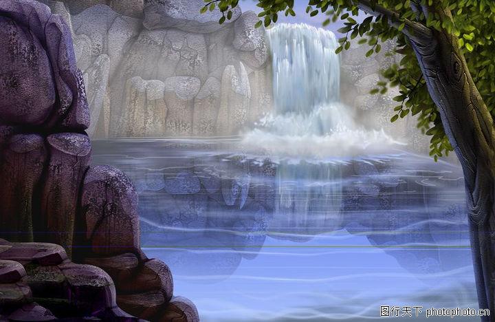 大自然景观,风景,大自然景观0064