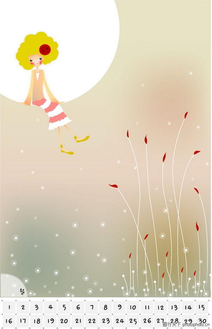梦幻小公主0011 梦幻小公主图 人物图库